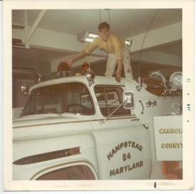 Ricky Grooms... January 1972