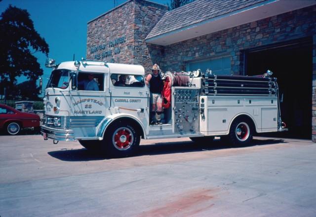 Hampstead Volunteer Fire Company - Carroll County, MD Company 2
